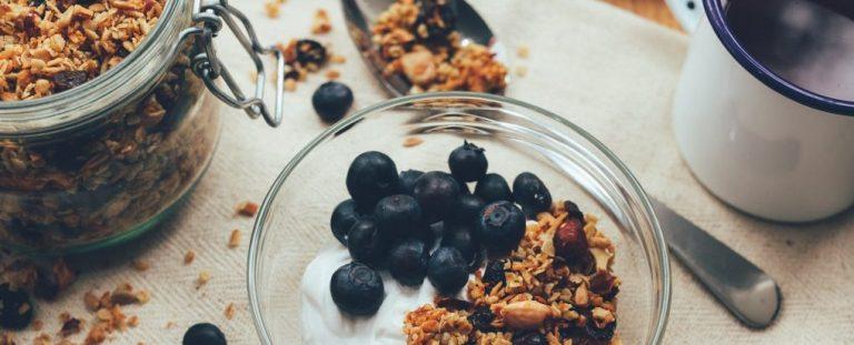 This Almond & Vanilla Granola Recipe Will Be Your New Favorite