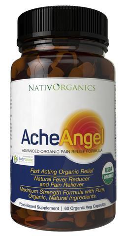 Ache Angel - NativOrganics - Angela Watson Robertson